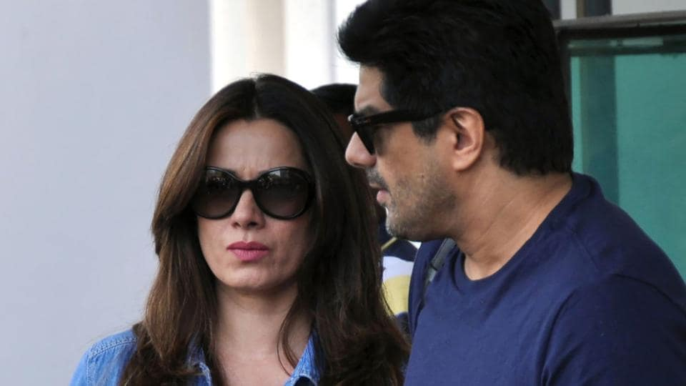 Bollywood actor and designer Neelam Kothari was acquitted in the blackbuck case. (AFP)