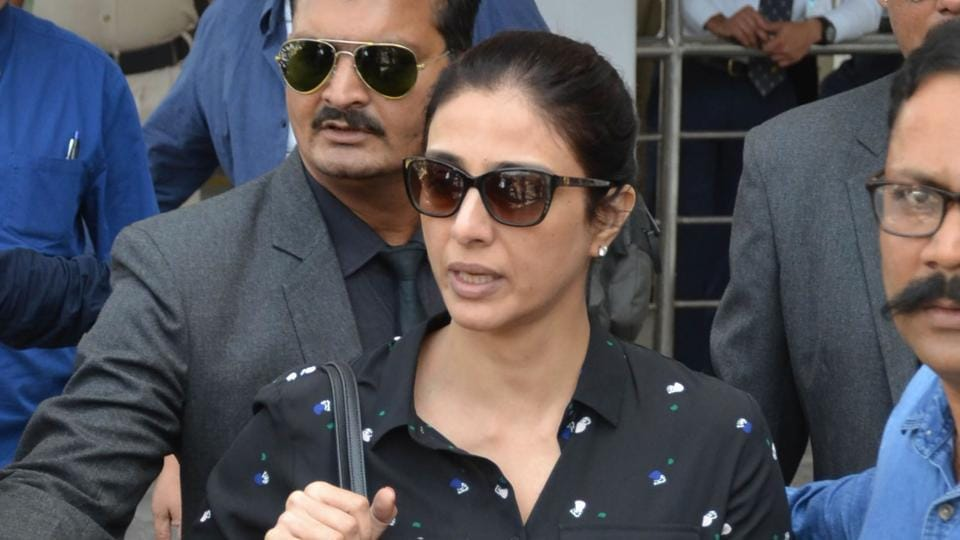 Tabu, who will soon be seen in Manoj Bajpayee-starrer Missing, has been acquitted in the case.  (AFP)