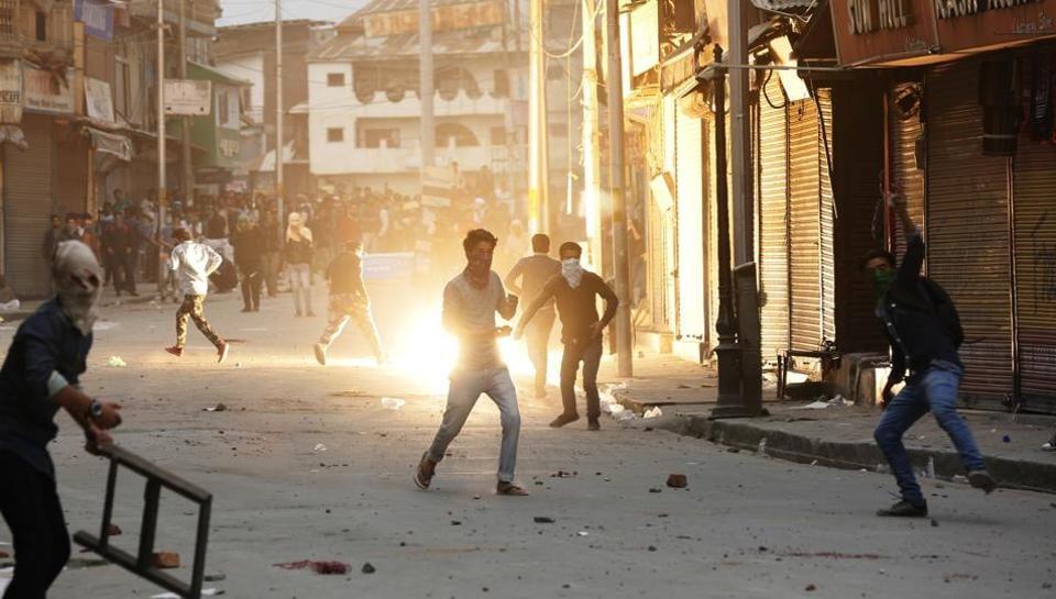 Kashmir clashes,Kashmir militancy,Mehbooba Mufti