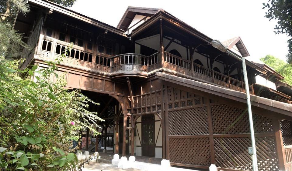 Mumbai,Rudyard Kipling,bungalow