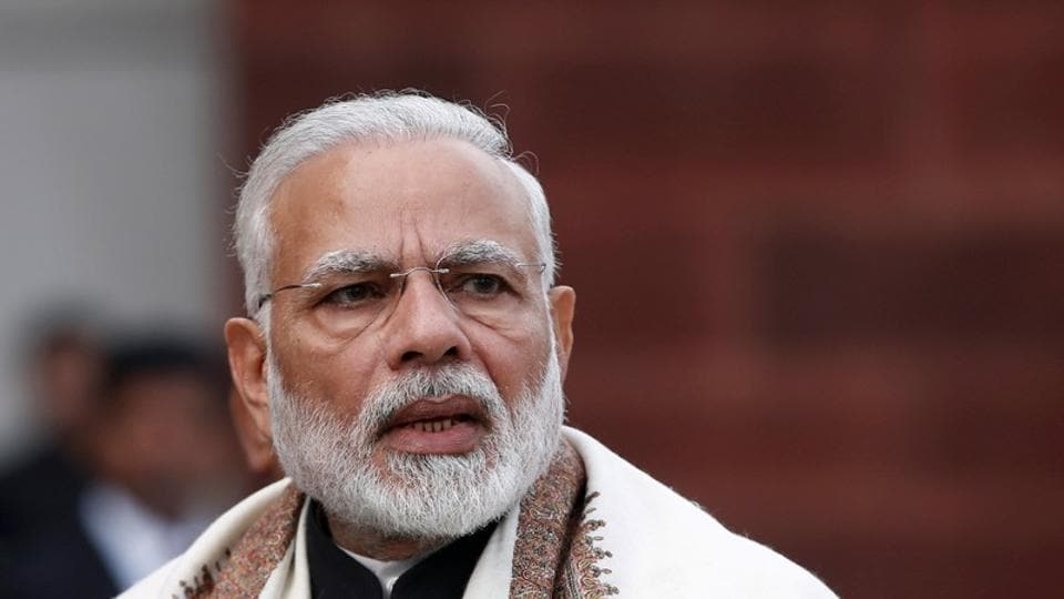 "Prime Minister Narendra Modi on Thursday extended his greetings on National Maritime Day and said the government's efforts for a vibrant maritime sector were inspired by Dalit icon BR Ambedkar. ""It was Babasaheb who gave topmost importance to Jal Shakti, waterways, irrigation, canal networks and ports. His work in this sector augured extremely well for the people of India,"" he tweeted. (REUTERS File)"