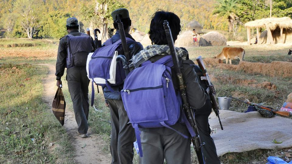 Security agencies believe Maoists are using Aadhaar cards of villagers to open bank accounts and procure mobile SIM cards