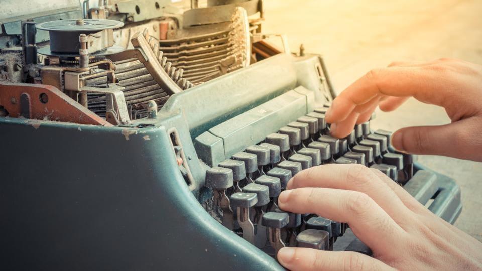 Typewriter vs computer era: How fast do you type? - world ...