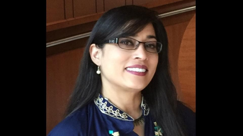 Kamal Kaur, founder and CEO of the US-based DaVinci11, which claims to be the world's first artificial intelligence (AI) big data marketing cloud company.