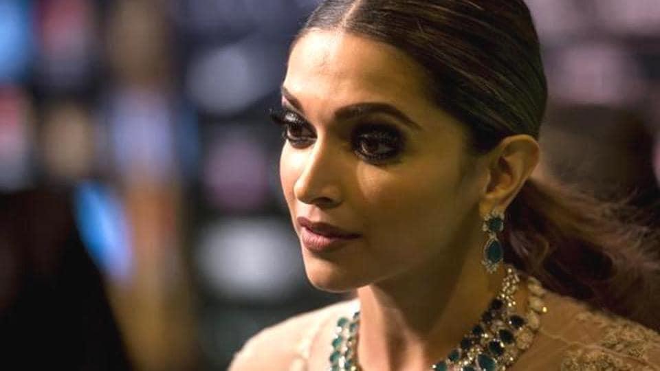 Actor Deepika Padukone at the International Indian Film Academy (IIFA) awards in Madrid, Spainon June 25, 2016. (AP File Photo)