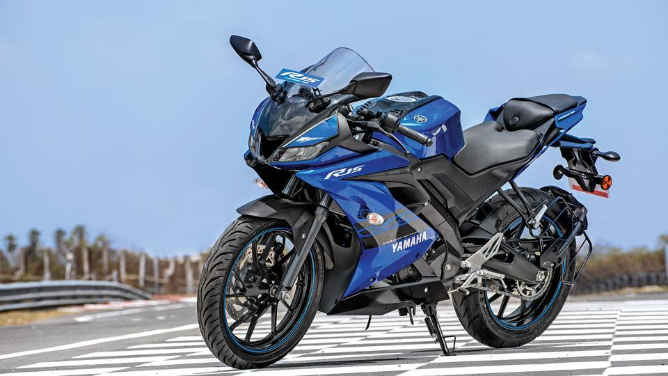 the yamaha yzf r15 v3 0 is a more potent motorcycle than any other