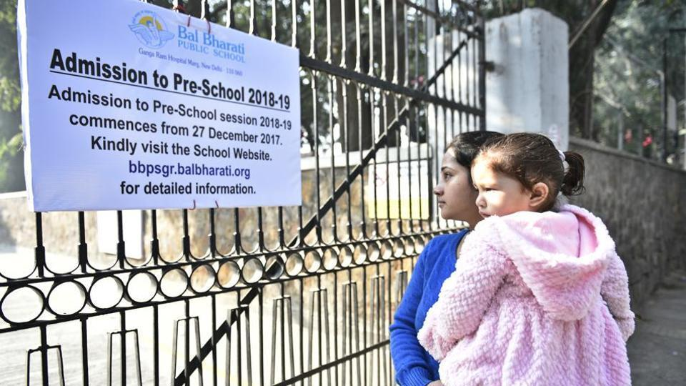 The entry point for school education in the Delhi is nursery admission, which is a highly competitive process with most parents in the city struggling to secure a seat in a few schools of their choice.