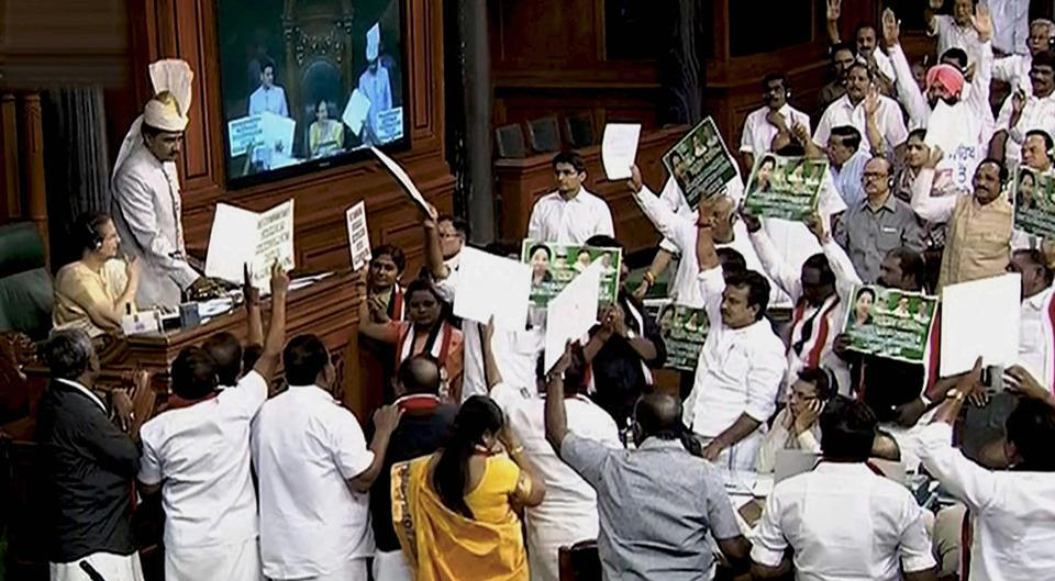 Budget Session washout,Parliament session,Lok sabha