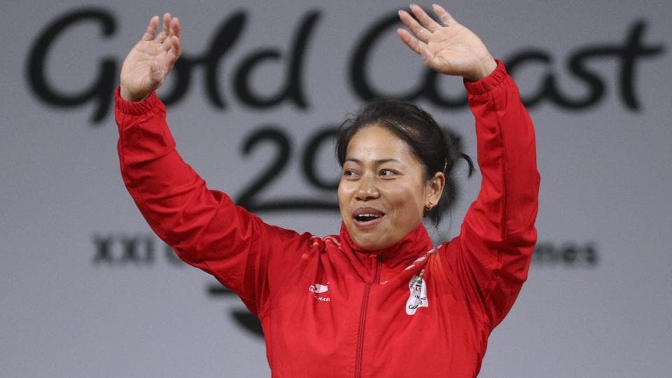 Sanjita Chanu won the second gold medal for India at Gold Coast.(PTI)