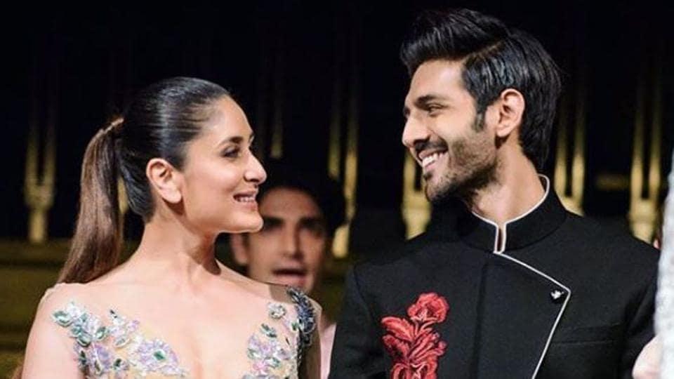 Kartik Aaryan,Kareena Kapoor Khan,Sonu Ke Titu Ki Sweety