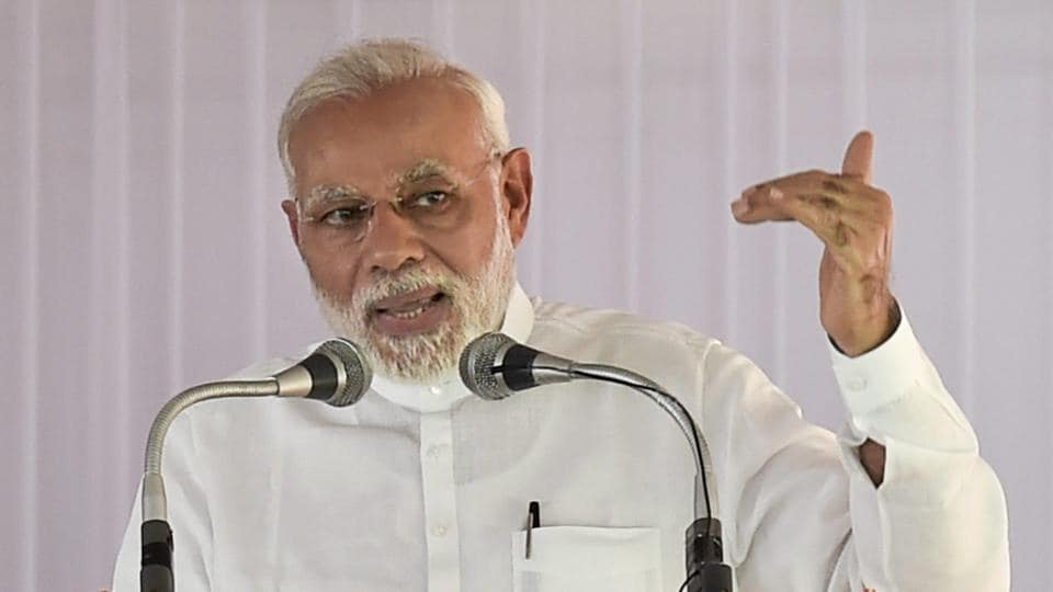 All MPs will spend a night in these villages while ministers will spend two nights in different parts of the country, a BJPleader quoted PMModi as saying.
