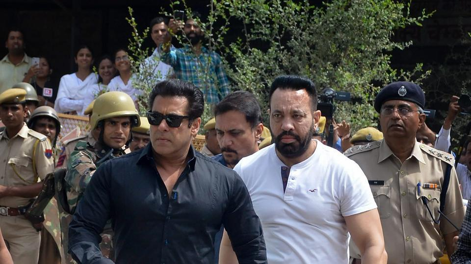 The prosecution sought more time to go through the blackbuck poaching case papers after Salman Khan's lawyers presented their arguments on Friday. The hearing will resume on Saturday. (PTI)