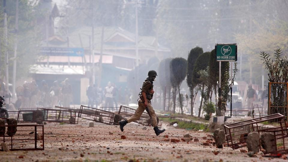 Restrictions were imposed in parts of Kashmir, including the summer capital Srinagar, on Friday as a precautionary measure to maintain law and order in view of protests called by separatists and strike by trade bodies. (Danish Ismail / REUTERS File)