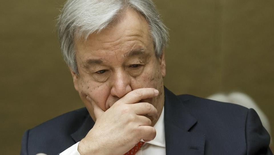 Kashmir Conflict,Kashmir issue,UN chief