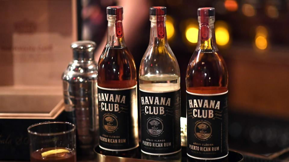 Bacardi,Pernod Ricard,Havana Club