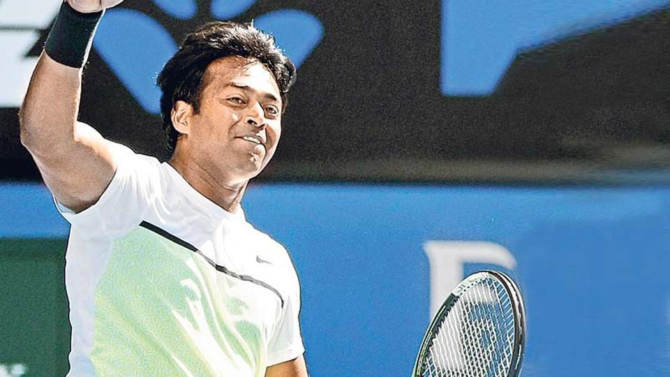 Leander Paes is now the most successful player in Davis Cup history.
