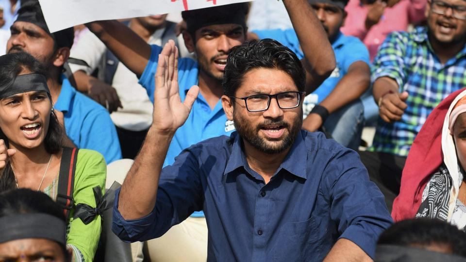 BJP asks for ban on Jignesh Mevani's entry in Karnataka till elections