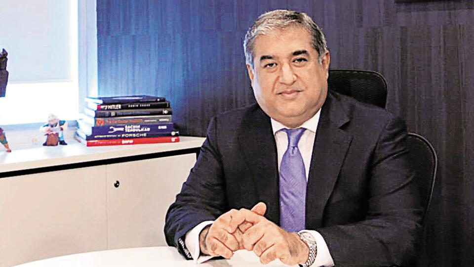 Rajiv Kochhar, the founder of Singapore-based Avista Advisory. He appeared at the CBIoffice in the Bandra Kurla Complex in Mumbai on Saturday morning in connection with Videocon loan case.