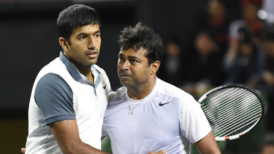 Davis Cup,Leander Paes,World Group play-offs