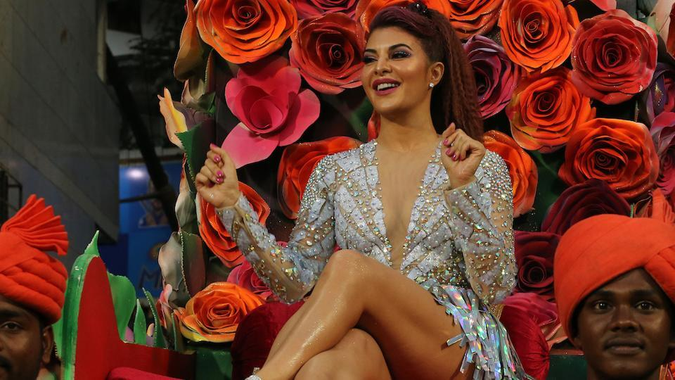 Get highlights of IPL 2018 opening ceremony, Wankhede Stadium, Mumbai here. Bollywood star Jacqueline Fernandez performed at the opening ceremony of IPL2018.