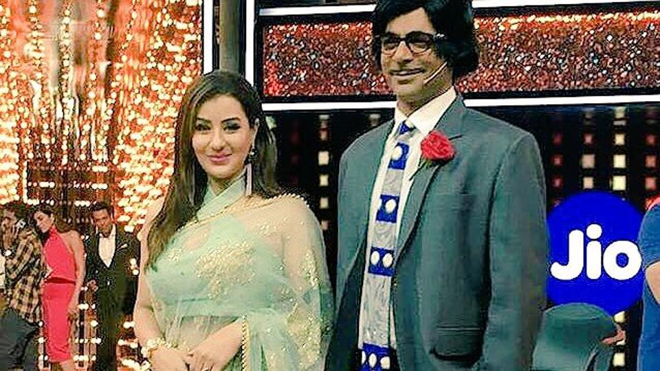 Sunil Grover and Shilpa Shinde are part of a new web show, Dhan Dhana Dhan