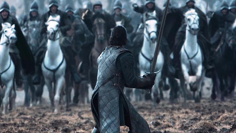 تصاویر جدیدی از پشت صحنه سریال Game of Thrones