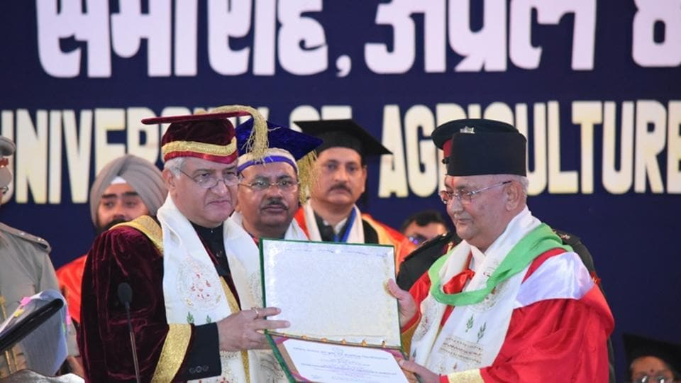 Our dream is to see a prosperous Nepal: PM Oli
