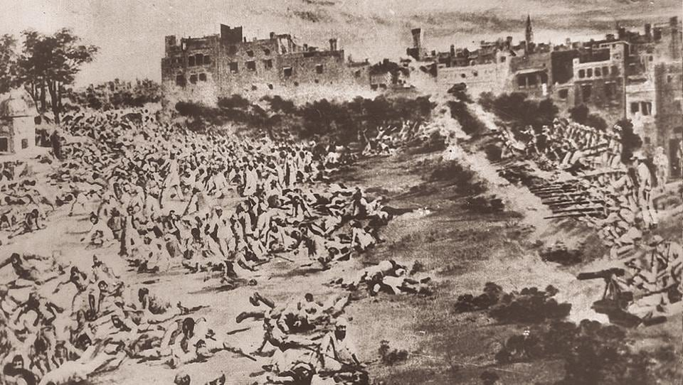 Part 1 | Revisiting Jallianwala 100 years on: Bloodbath on ...