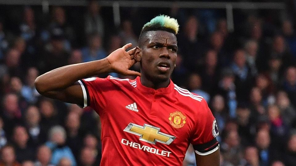 Paul Pogba,Manchester City,Manchester United