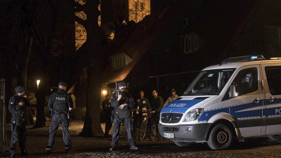 Germany,German van crash,Islamic extremist motive