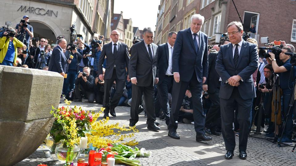German van attack,Mental health,Muenster