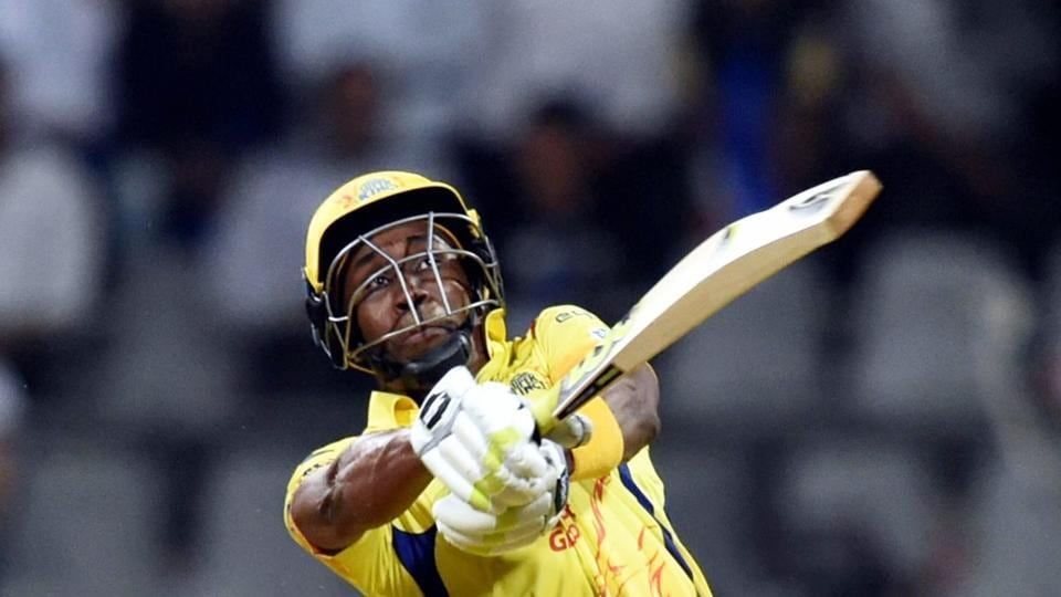 Dwayne Bravo was Chennai Super Kings' hero against Mumbai Indians in the first match