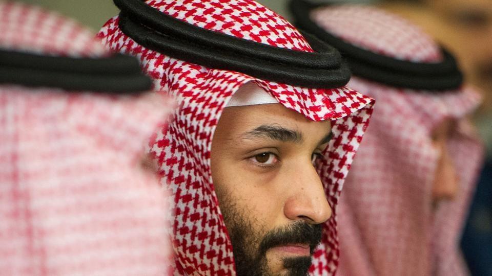 Saudi Crown Prince Mohammed bin Salman will arrive in France on Sunday.