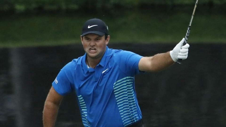 Augusta Masters,Augusta National,Patrick Reed