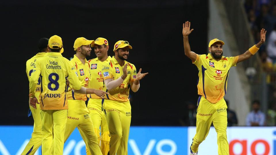 However, Chennai Super Kings got both batsmen out in quick succession as they fought back. (BCCI)