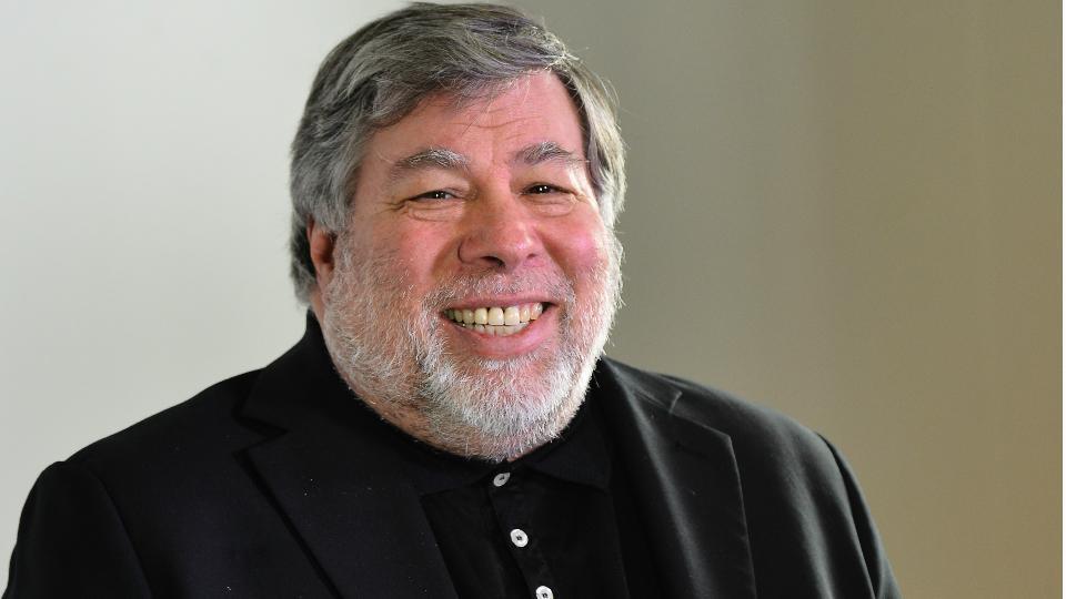 Apple co-founder Steve Wozniak.