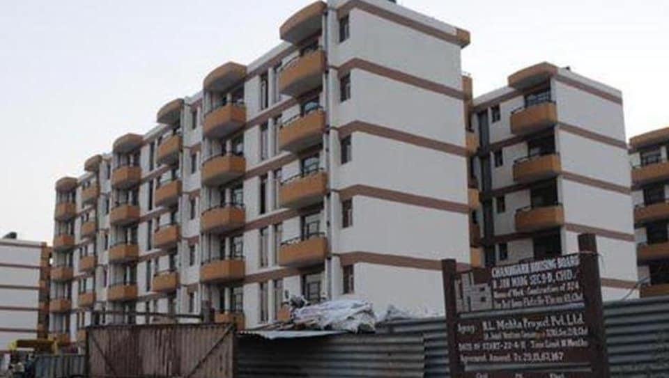 Chandigarh Housing Board,new flats in Chandigarh,IT Park
