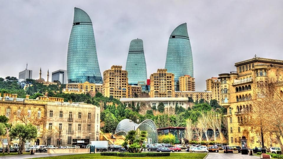 Travel,Azerbaijan,Russia