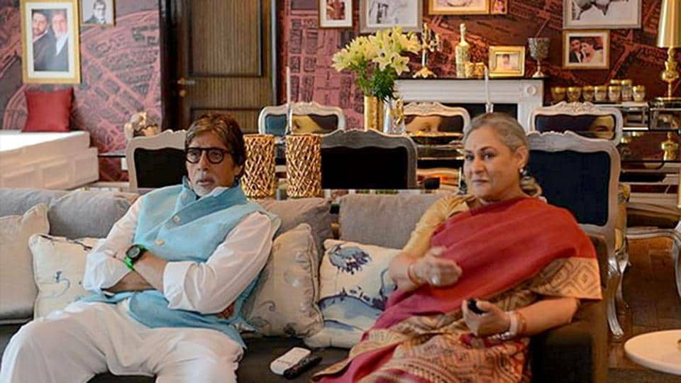 Jaya Bachchan,Amitabh Bachchan,Birthday