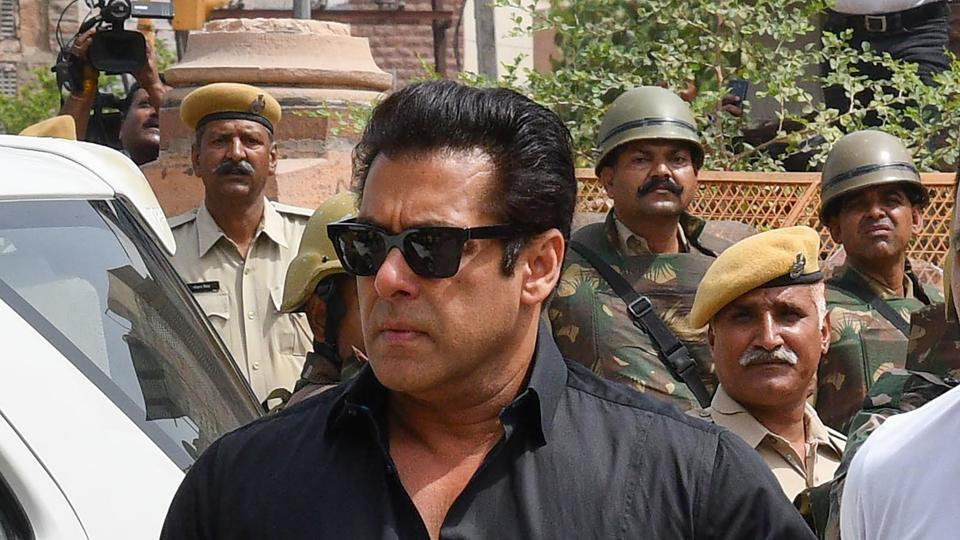 Salman Khan was released on bail on Saturday and is back in Mumbai.