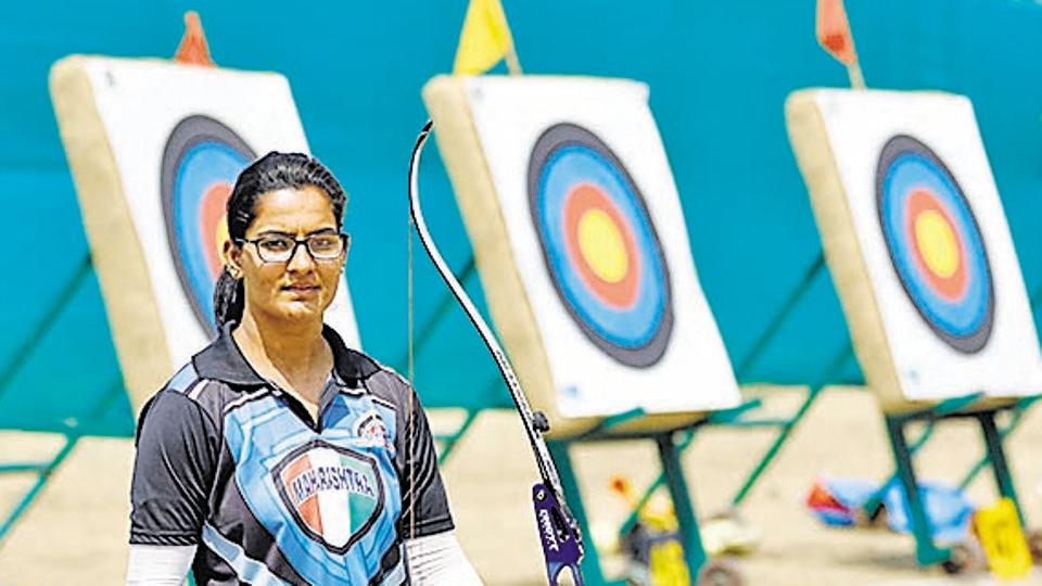 Pune,Archery,national Archery Championship