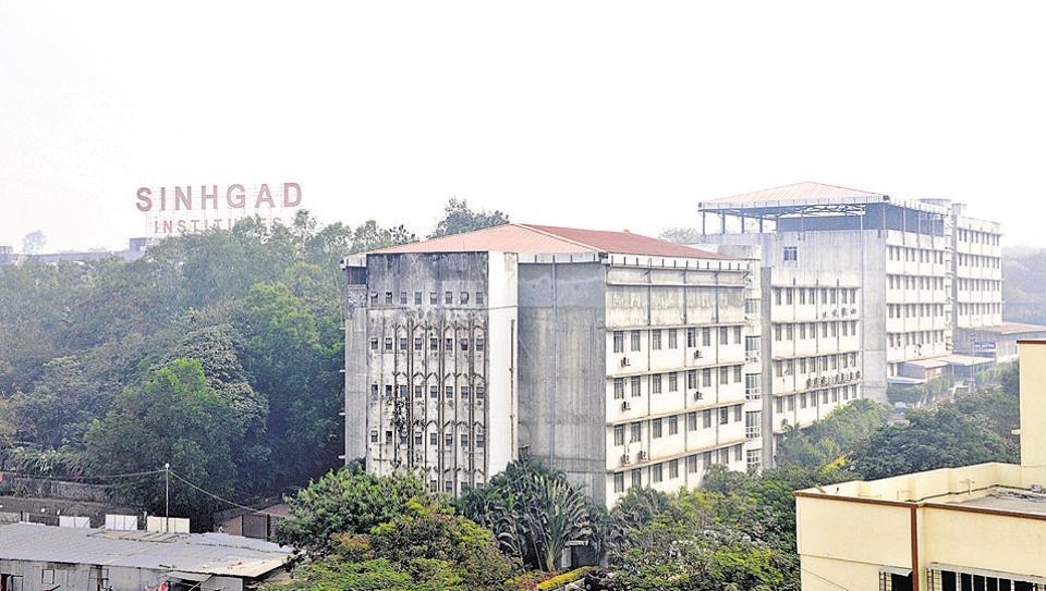 Sinhgad Institutes,crisis,teachers