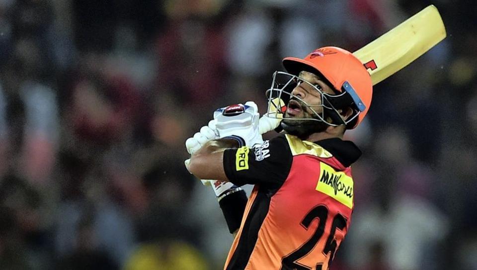 IPL 2018,Shikhar Dhawan,Sunrisers Hyderabad vs Rajasthan Royals