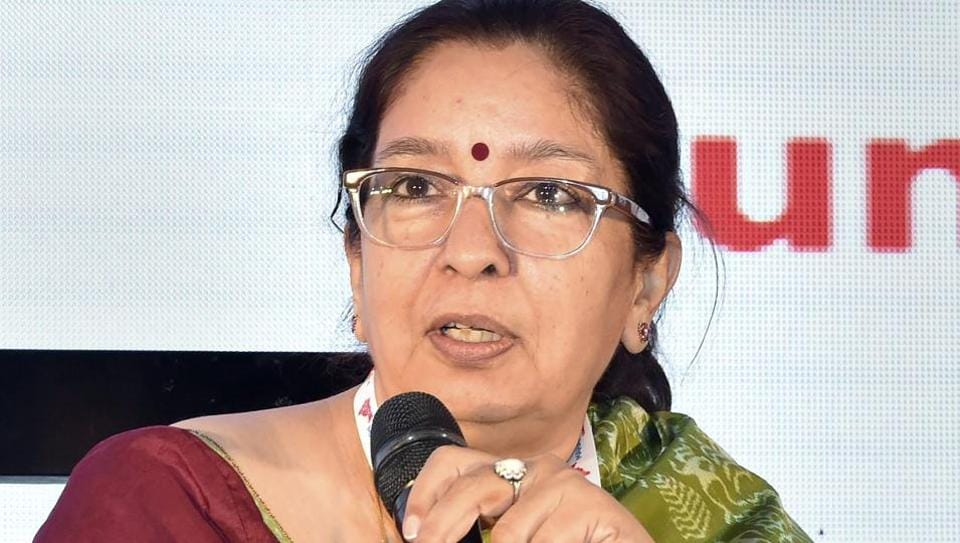 Axis Bank CEO Shikha Sharma to step down by end of 2018