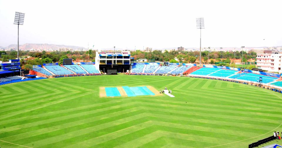 The first match of the Twenty20 cricket league will be held at the SMSstadium in Jaipur on April 11.