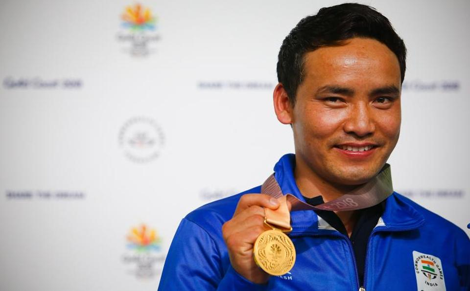 2018 Commonwealth Games,Gold Coast 2018,Jitu Rai