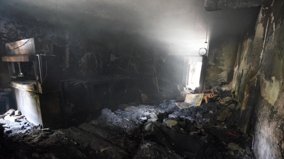 Delhi fire,Delhi factory fire,Delhi factory blaze