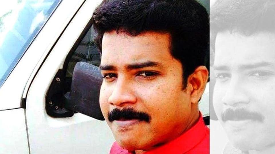 Kerala Police,Radio jockey killed,RJ Rajesh killed
