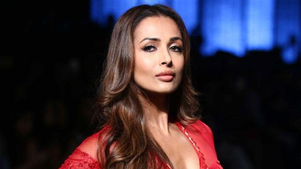 Malaika arora shows it s time to revisit the halter neck for Its hot pics
