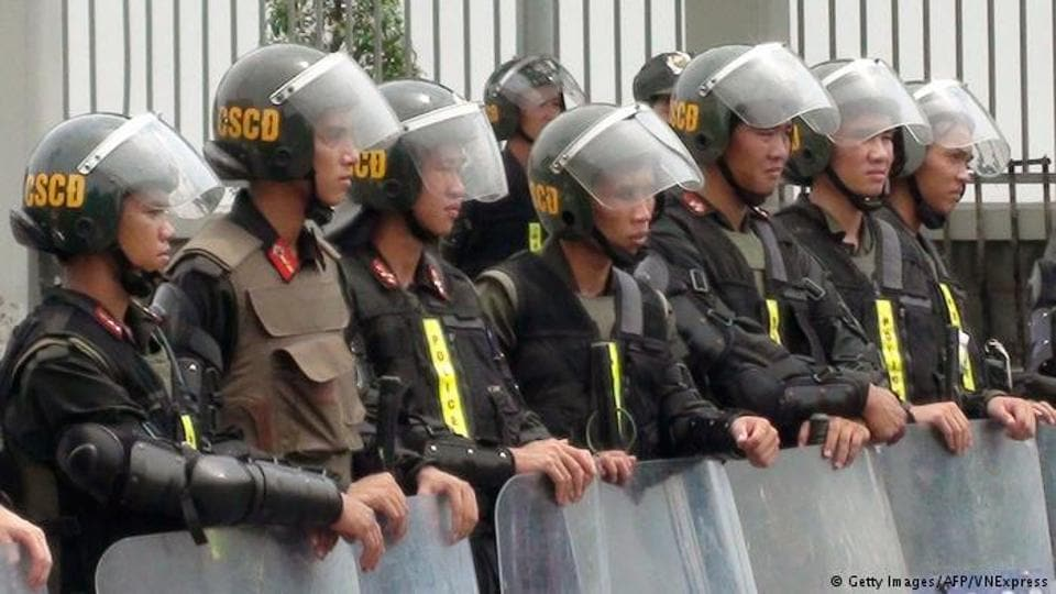 """Vietnam announced last year a 10,000-strong military cyber force tasked with fighting """"wrongful views"""" online. Activists have said the online brigade, dubbed 'Force 47', has flooded their sites with pro-government commentary and harassment."""
